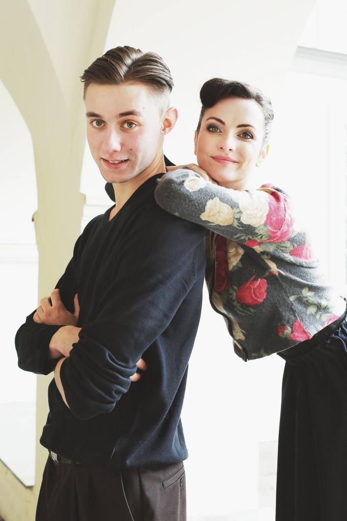 Rokas Borusevičius and Simona Pogosian